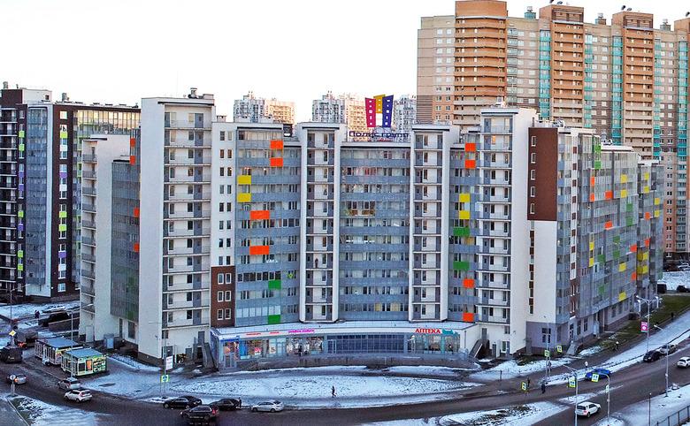 ЖК «Вернисаж», Всеволожский р-н в СПб | 4