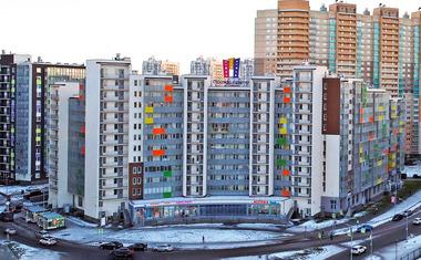 1-комнатная, 32.21 м²– 14