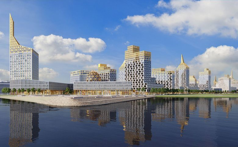 ЖК Golden City