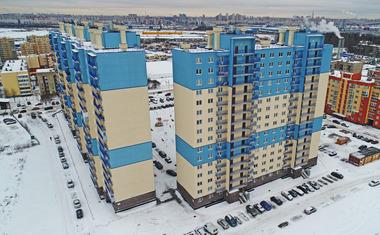 ЖК Ленинградское Трио