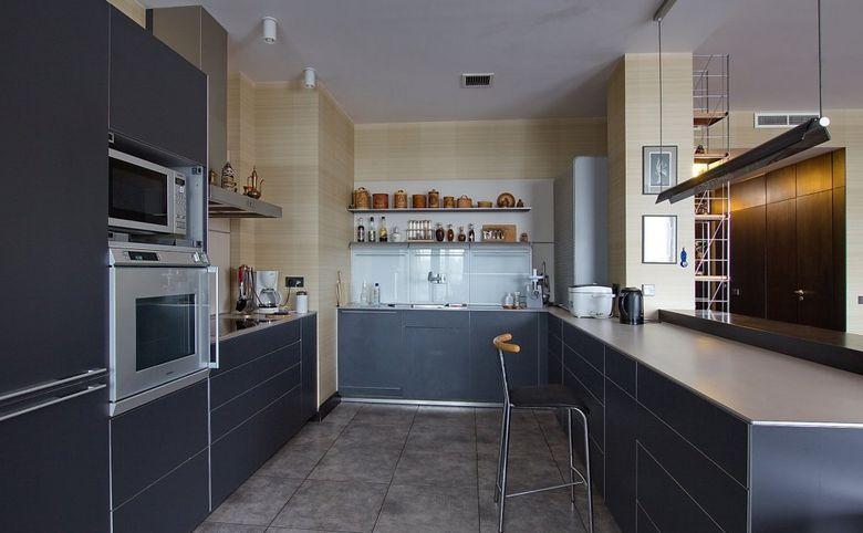 4Е-комнатная квартира, 155.4 м², 6 этаж – 2