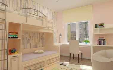 1-комнатная, 32.94 м²– 3