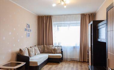 1-комнатная, 38.6 м²– 1