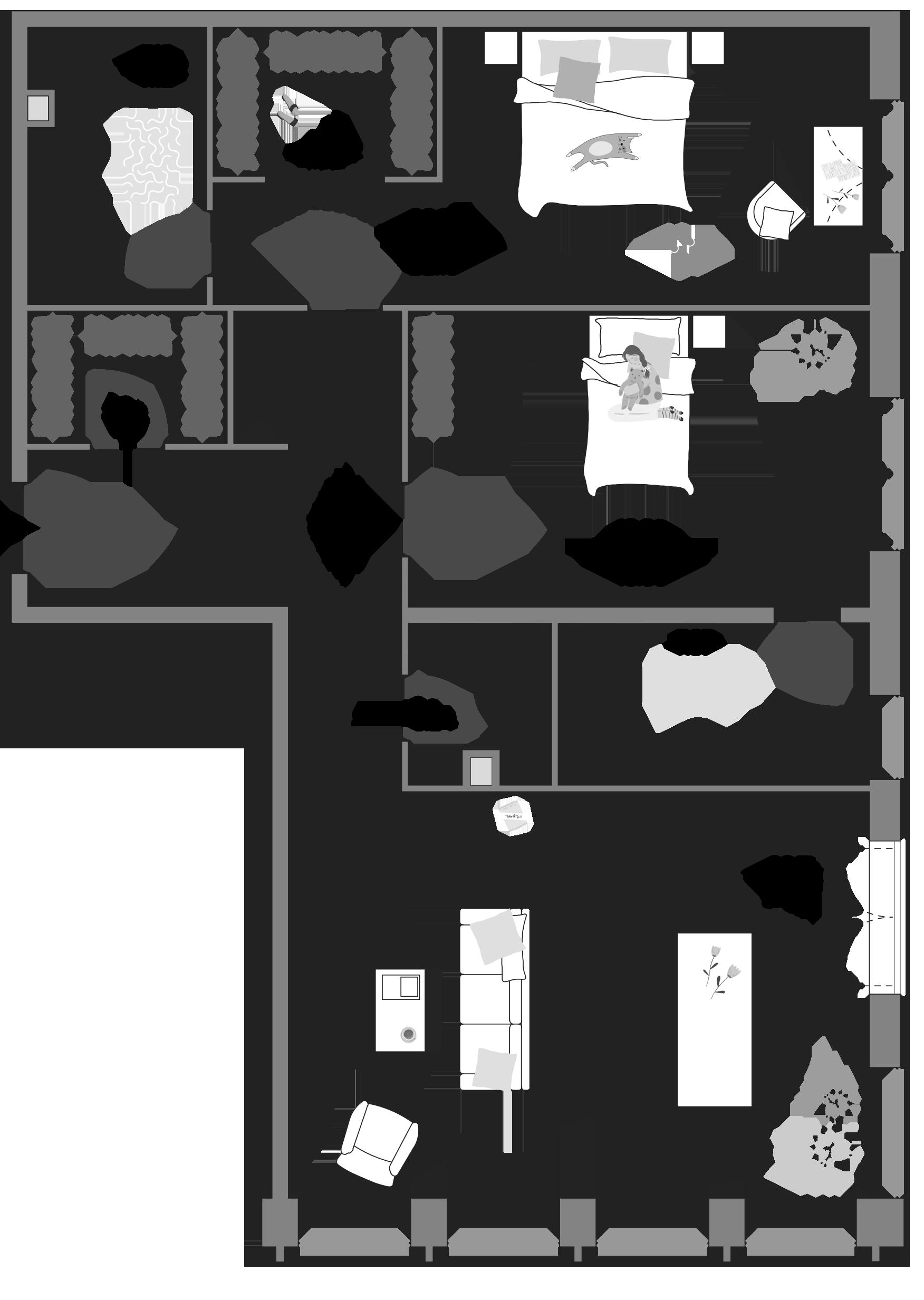 3Е-комнатная, 118.42 м²– 2