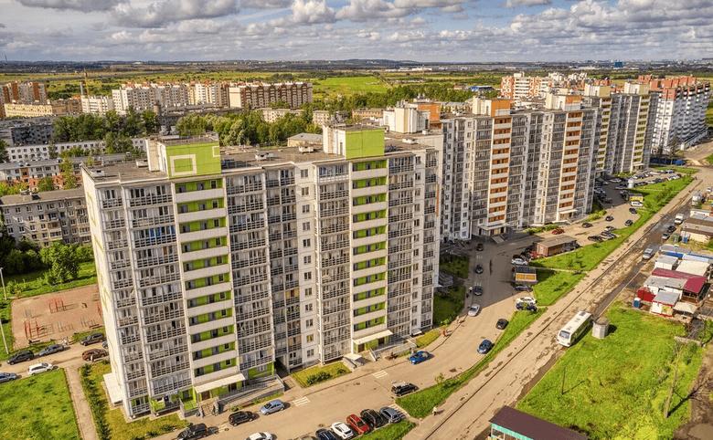 ЖК «Ленсоветовский»– 3