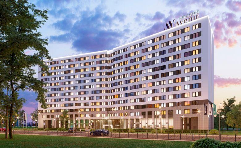 ЖК «Апарт-отель Kirovsky Avenir» – 1