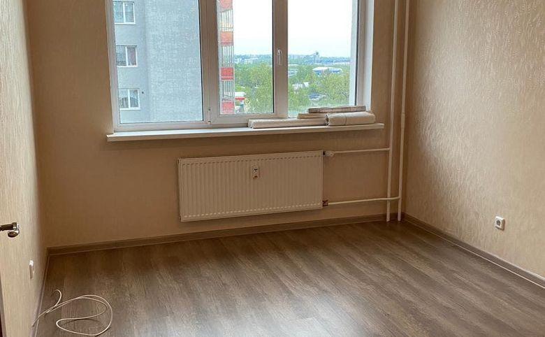 1-комнатная квартира, 34.93 м², 7 этаж – 1