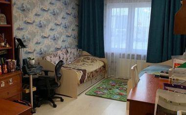 3-комнатная, 96 м²– 3