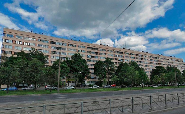 ул Бухарестская, 78– 1
