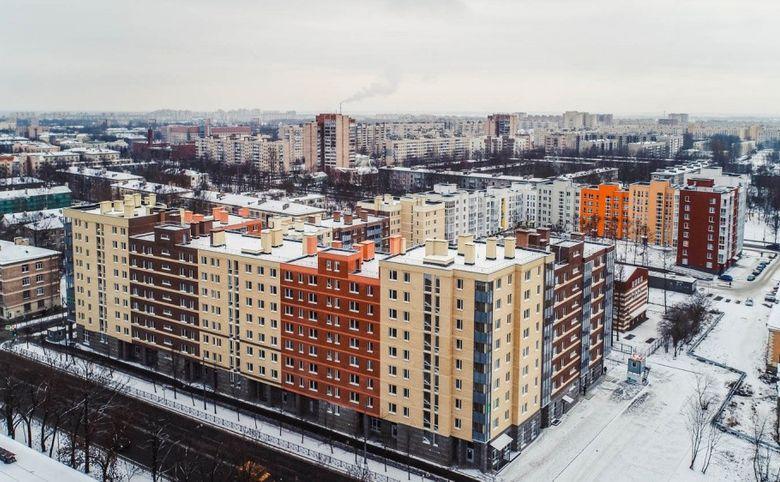 ЖК «Астрид», Колпинский р-н в СПб