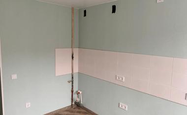2-комнатная, 43 м²– 2