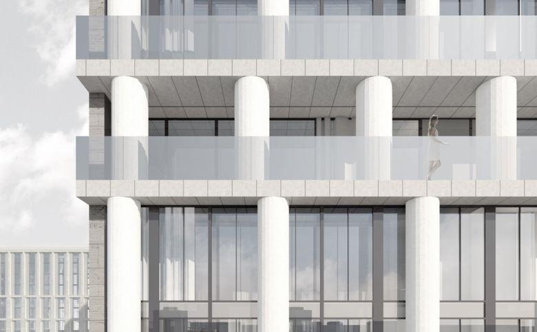 Студия, 24.85 м², 12 этаж – 11