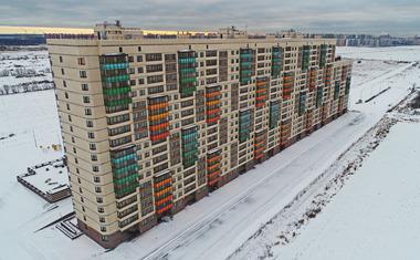 3Е-комнатная, 55.52 м²– 17