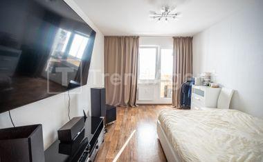 1-комнатная, 42.9 м²– 10