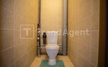 1-комнатная, 42.9 м²– 9