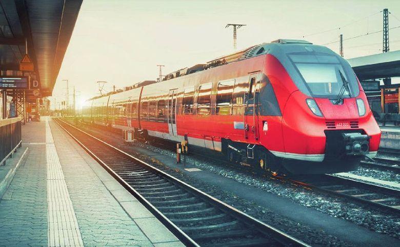 Ж/д станция «Парголово» в 10 минутах транспортом