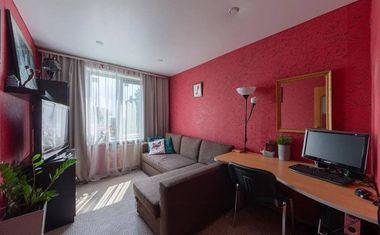 2-комнатная, 39.6 м²– 1