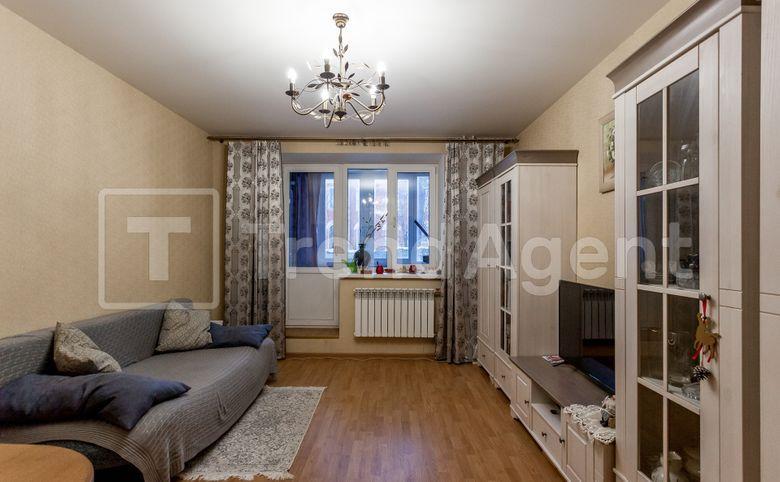 3-комнатная квартира, 71.3 м², 1 этаж – 3