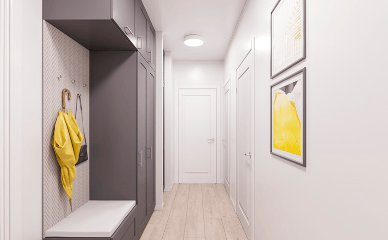3Е-комнатная квартира, 51.15 м², 16 этаж – 8