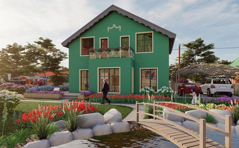 ЖК «Коттеджный комплекс Голландская деревня»– 5