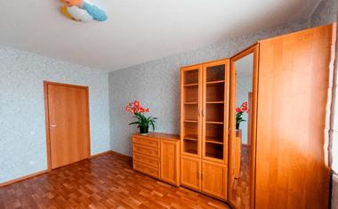1-комнатная, 41.7 м²– 4