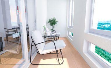 2Е-комнатная, 49.02 м²– 17