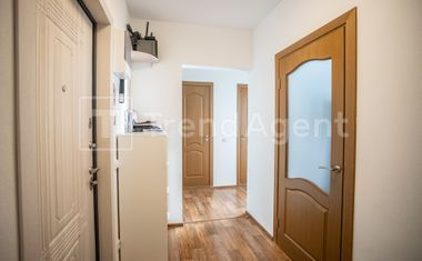 1-комнатная, 42.9 м²– 6