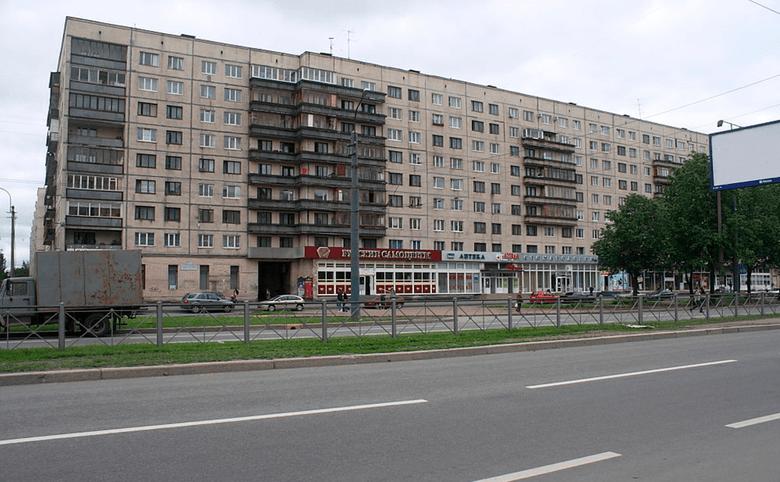 Гражданский пр-кт, 117