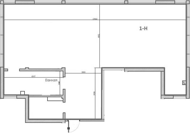 Свободная планировка, 94.9 м²– 2