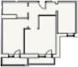 Своб. план., 62.52 м²