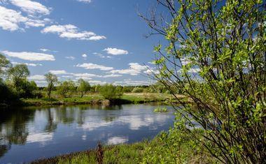 Река Суйда