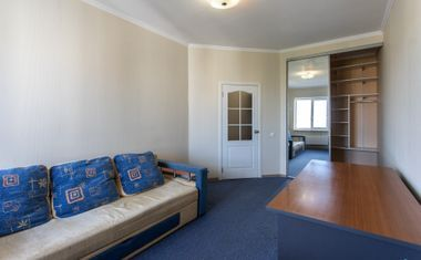 1-комнатная, 38.3 м²– 2