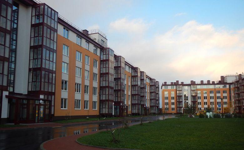2Е-комнатная квартира, 41.98 м², 4 этаж – 6