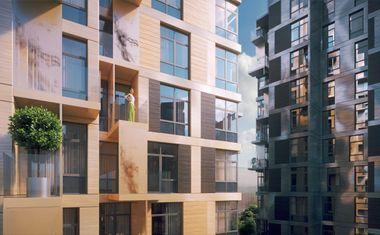 2Е-комнатная, 54 м²– 4