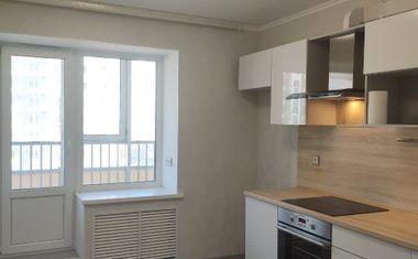 1-комнатная, 37.09 м²– 3
