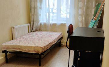 3-комнатная, 57.5 м²– 1