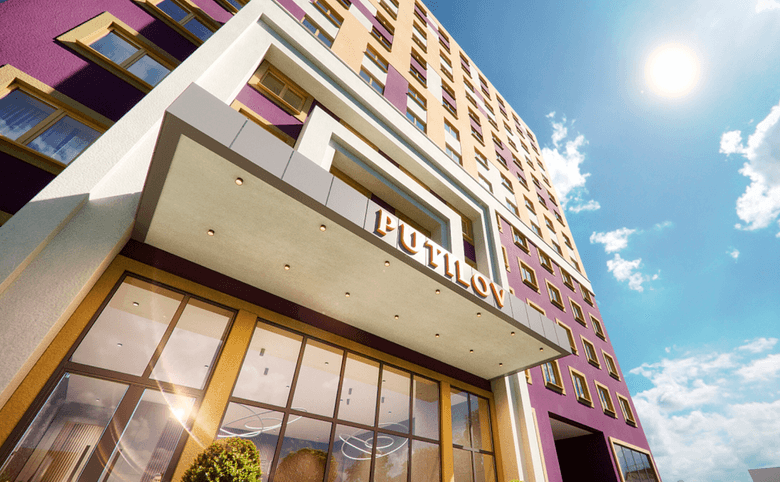 ЖК «Апарт-отель Putilov Avenir»– 2