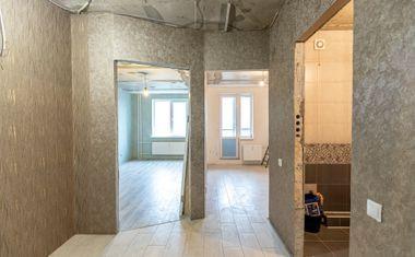 1-комнатная, 35.53 м²– 6
