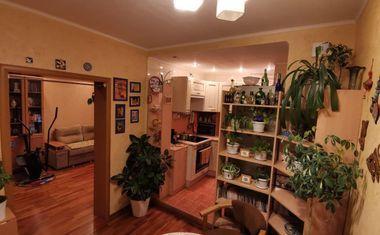1-комнатная, 44.8 м²– 2