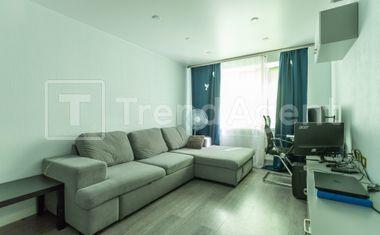 1-комнатная, 35.51 м²– 7