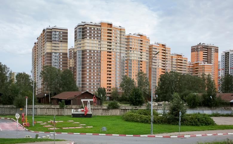 ЖК Кантемировский – 1