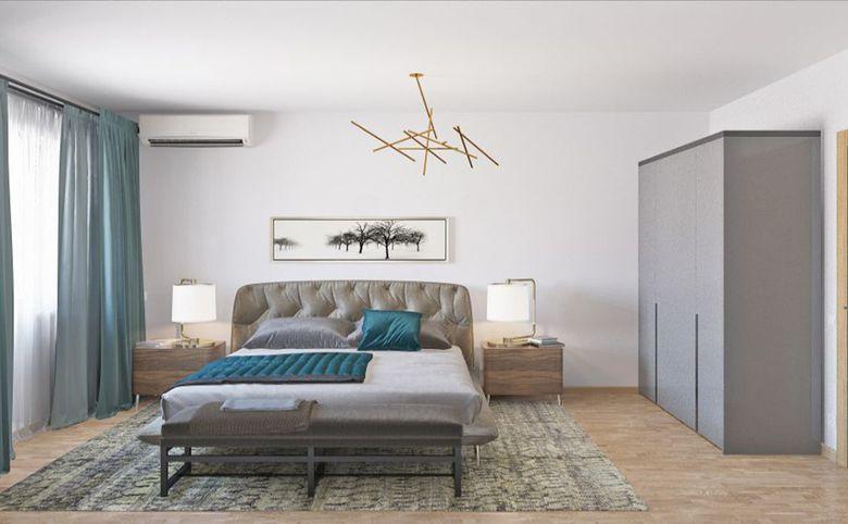 1-комнатная квартира, 38.7 м², 7 этаж – 2