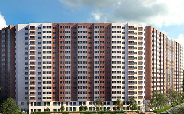 1-комнатная, 40.9 м²– 1