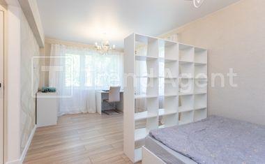 1-комнатная, 30 м²– 3