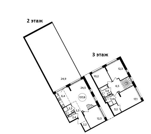 5Е-к.кв, 137.8 м²
