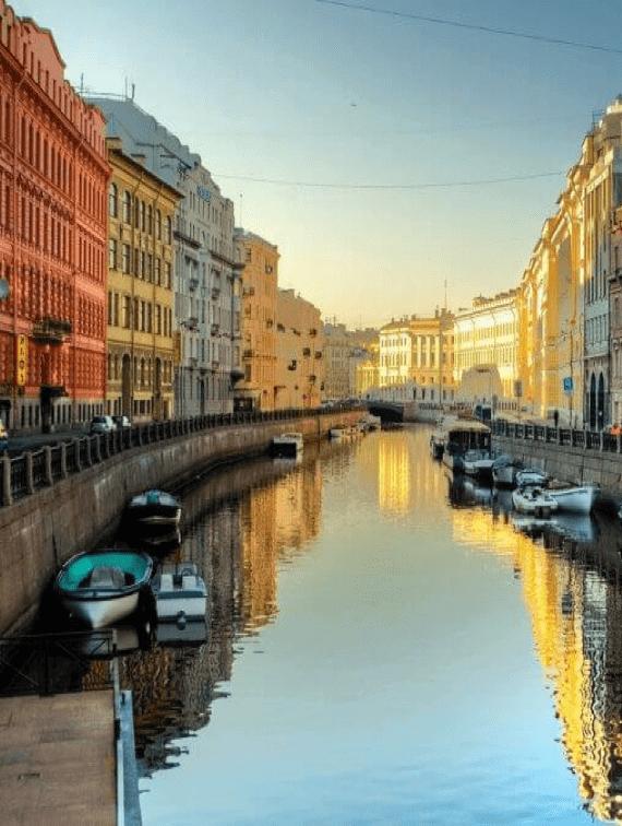 В сердце Петербурга