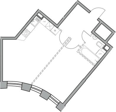 Своб. план., 46.32 м²