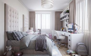 3Е-комнатная, 58 м²– 3