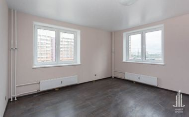 1-комнатная, 34.49 м²– 3