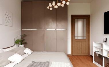 1-комнатная, 36.8 м²– 3